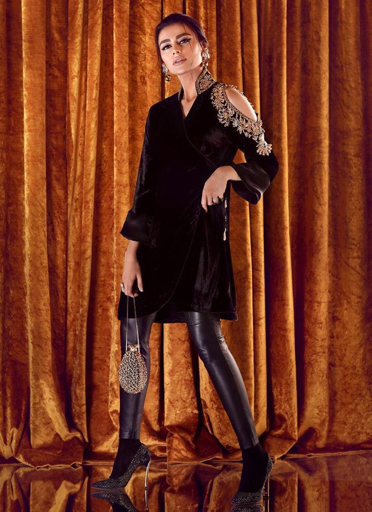 Picture of Noir wrap