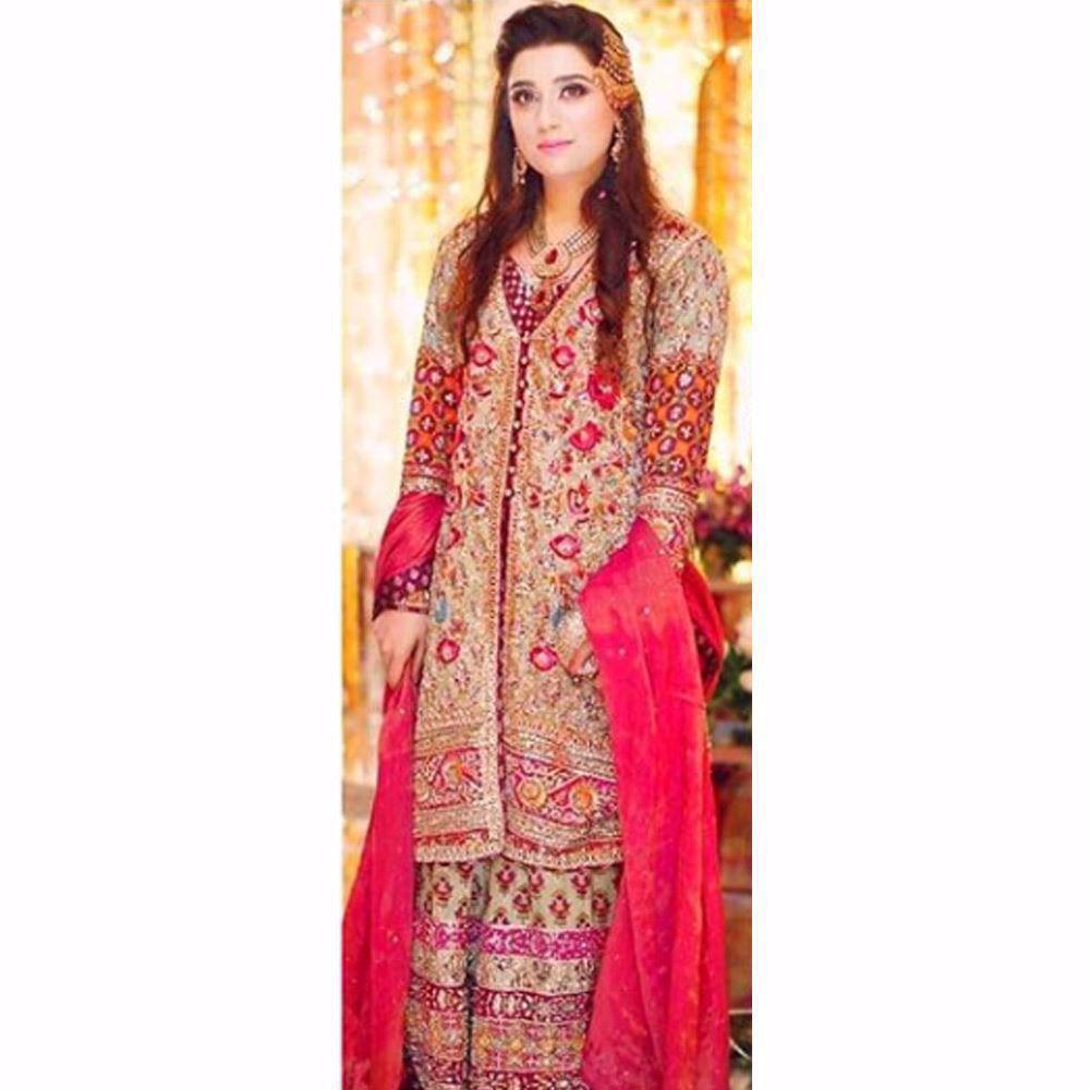 Picture of Saniya gorgeous in Farah Talib Aziz look!