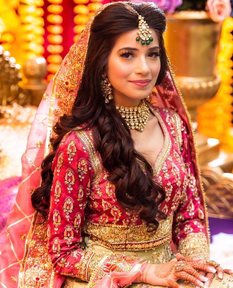 Picture of Farah Talib Aziz gives us a lesson in glamour at Armeen Raza's mehndi in Toronto